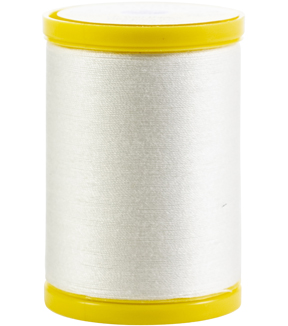 Coats General Purpose Cotton Thread 225yd-White Multipack of 12