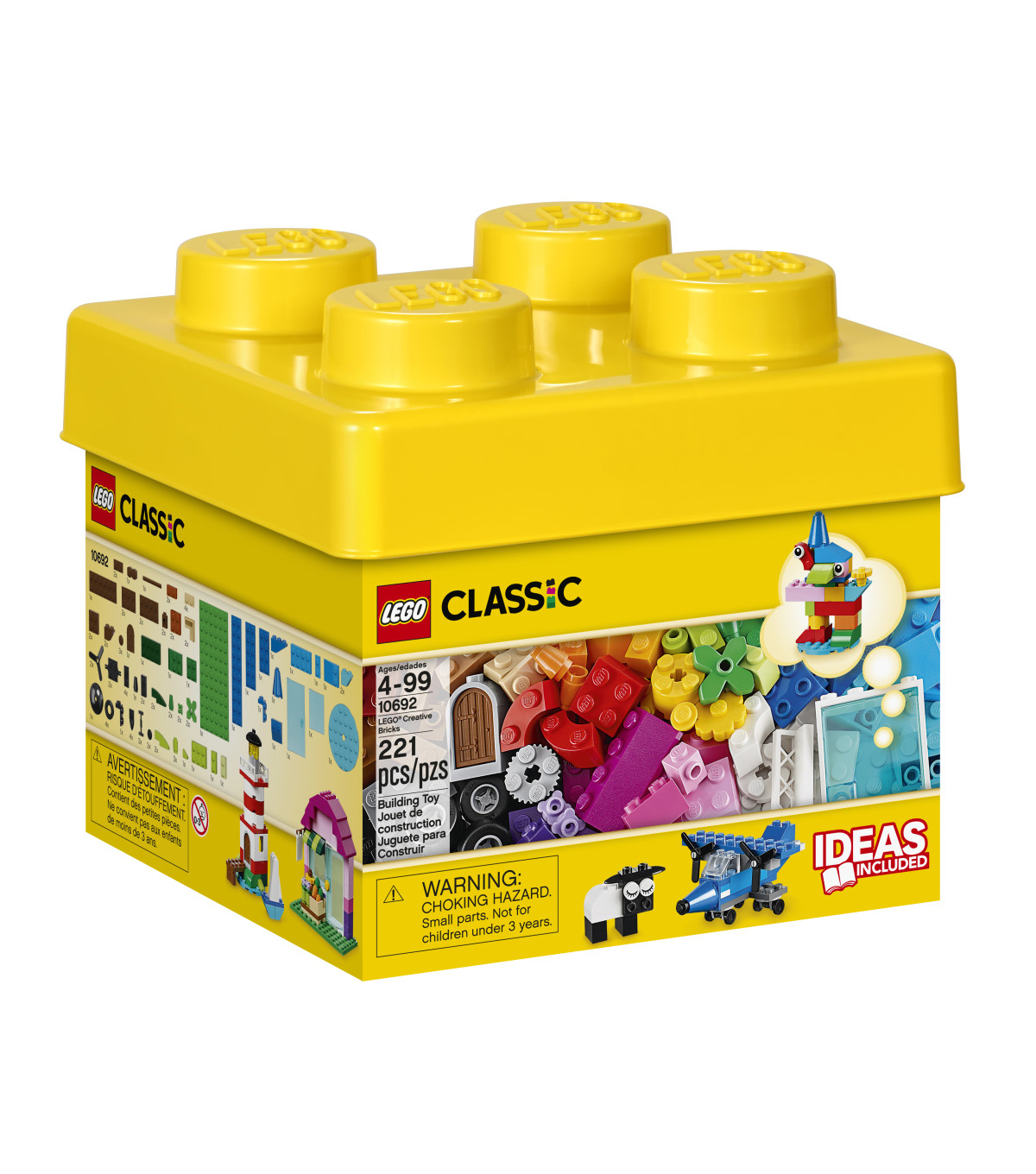 U PICK COLOR 10 BIRTHDAY CAKE CANDLE /& LEGO BLOCK HOLDERS MADE FROM LEGO BRICK