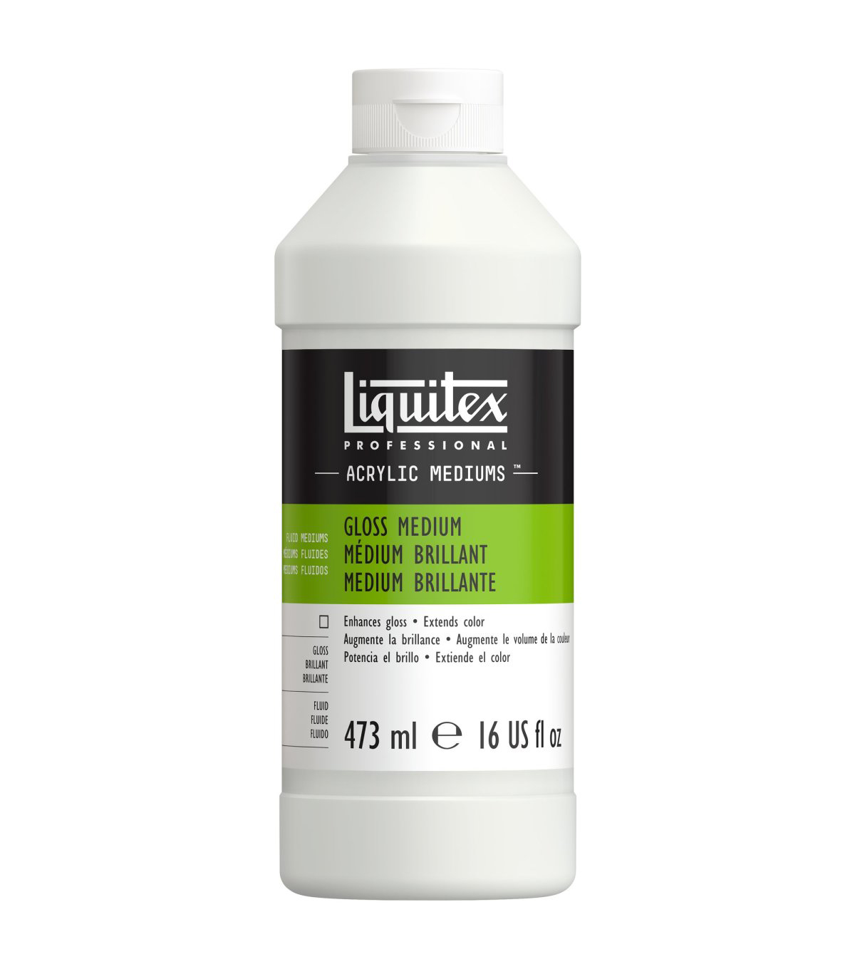Liquitex Gloss Medium & Varnish-16oz