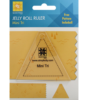 Ez Quilting Jelly Roll Rulers-Triangle