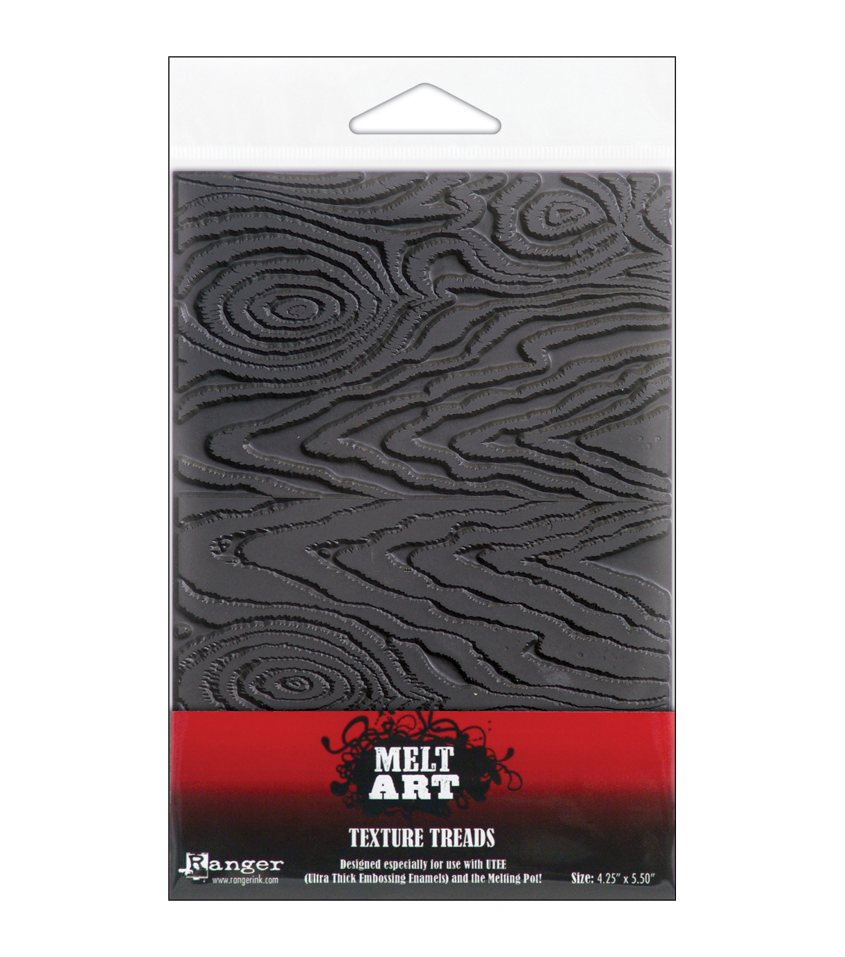 Melt Art Texture Treads-Wood Grain