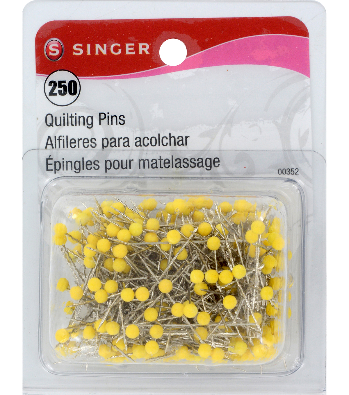 250 Quilting Pins