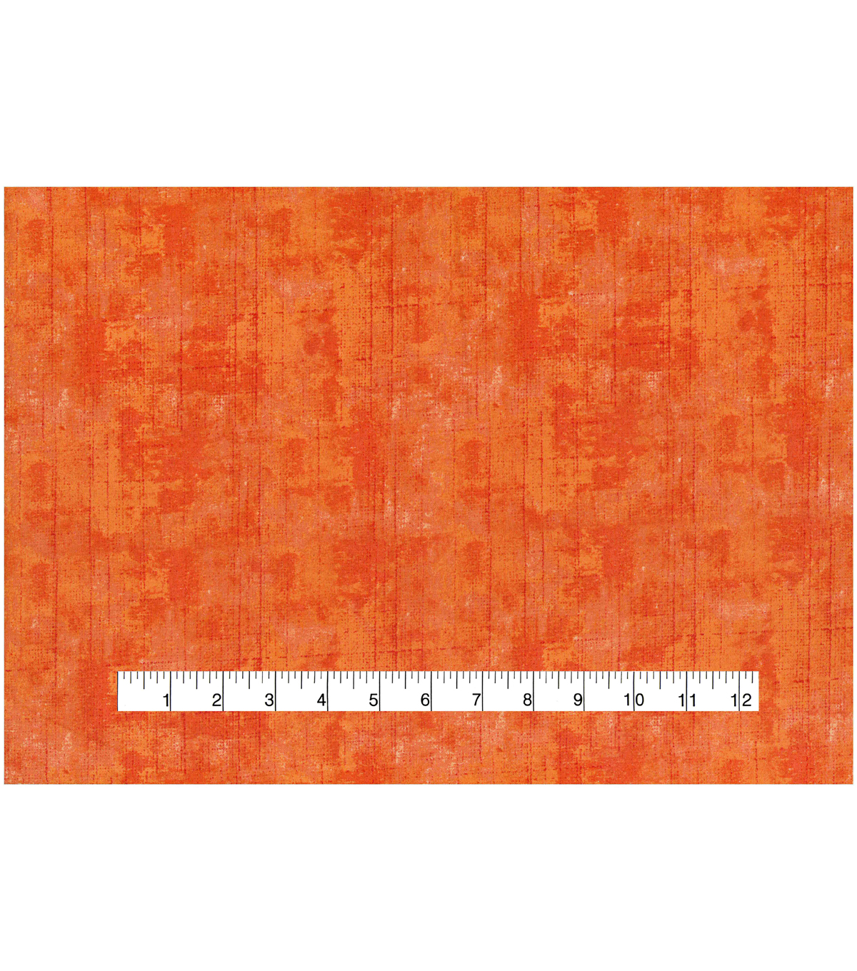 Keepsake Calico Cotton Fabric 43\u0027\u0027-Orange Tonal Blender