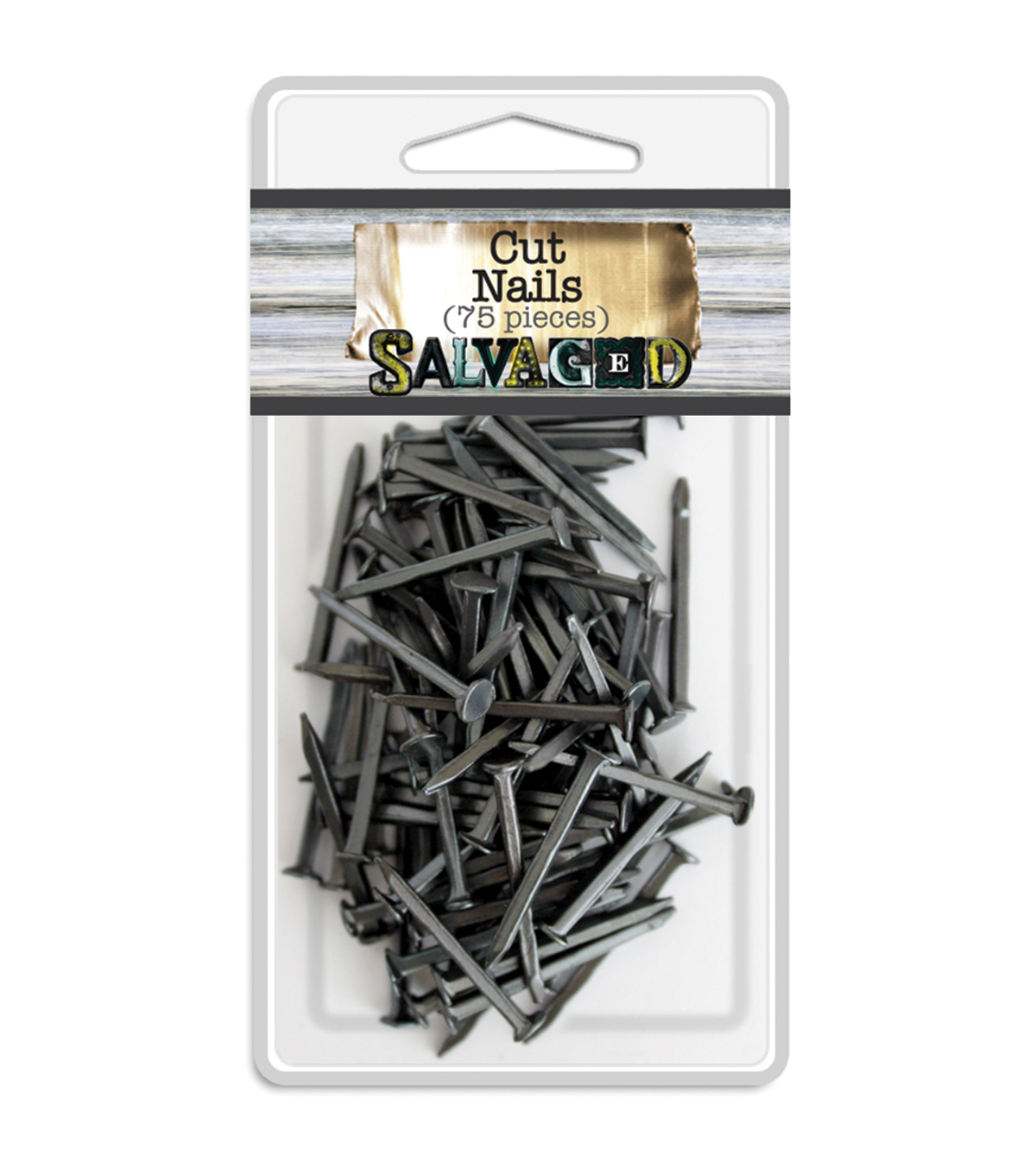 Salvaged Cut Nails