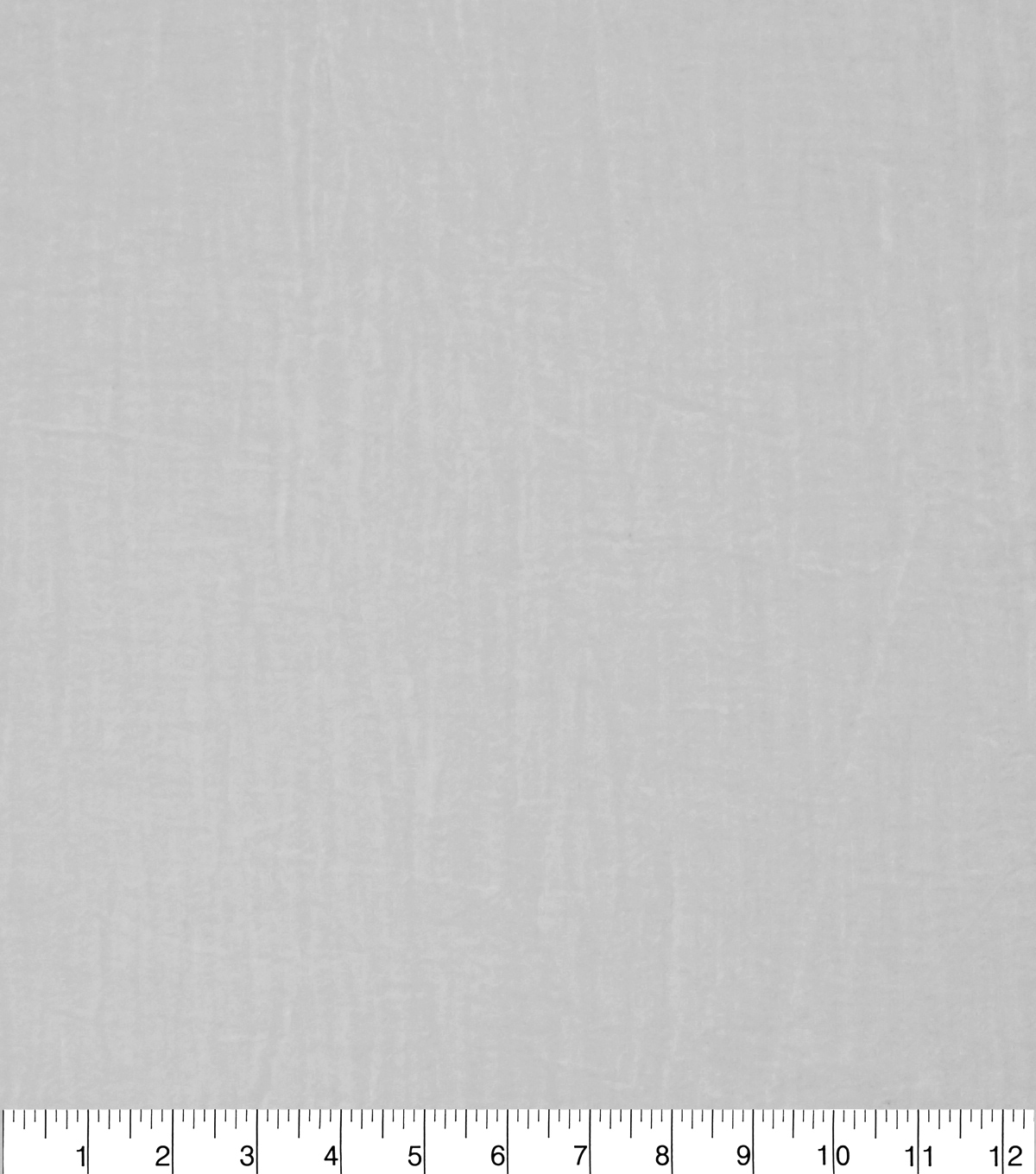Specialty Solid Cotton Gauze Fabric, White