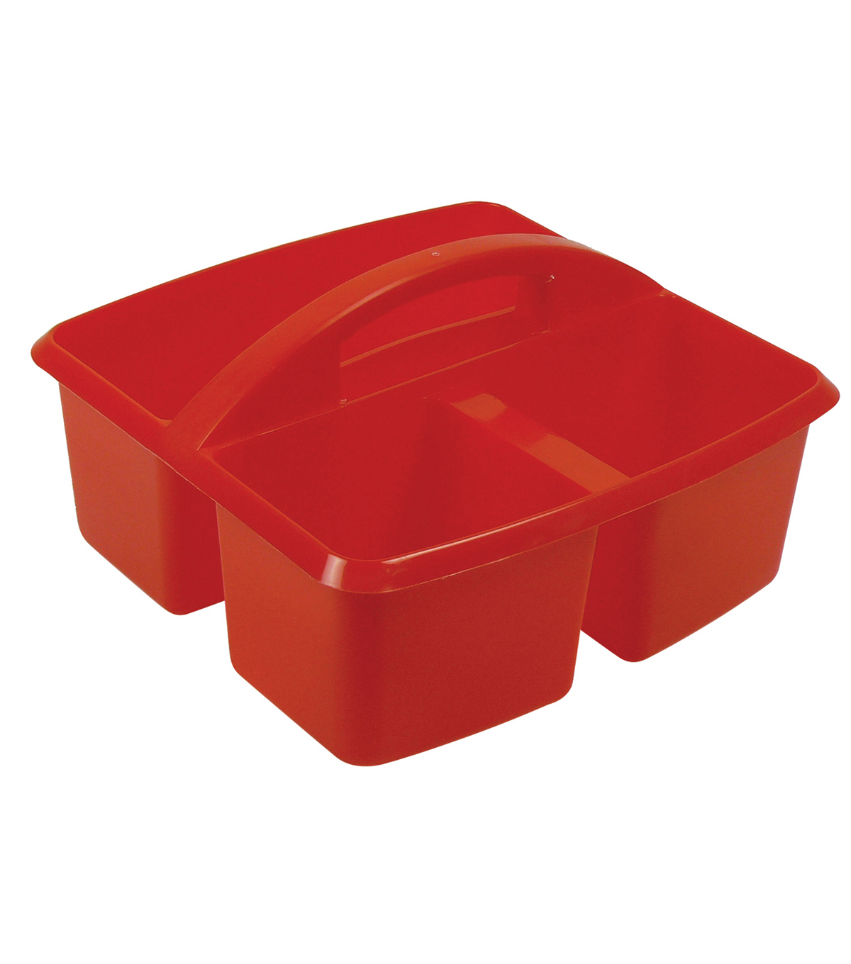 Romanoff Products Small Utility Caddy, Pack of 6, Red