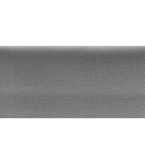 Wrights Single Fold Grey Satin Blanket Binding