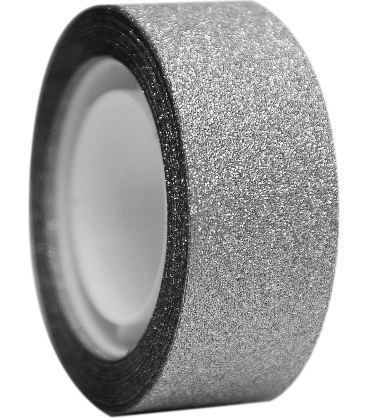 Seal-It Glitter Decorative Tape 3/4\u0027\u0027x300\u0027\u0027-Silver
