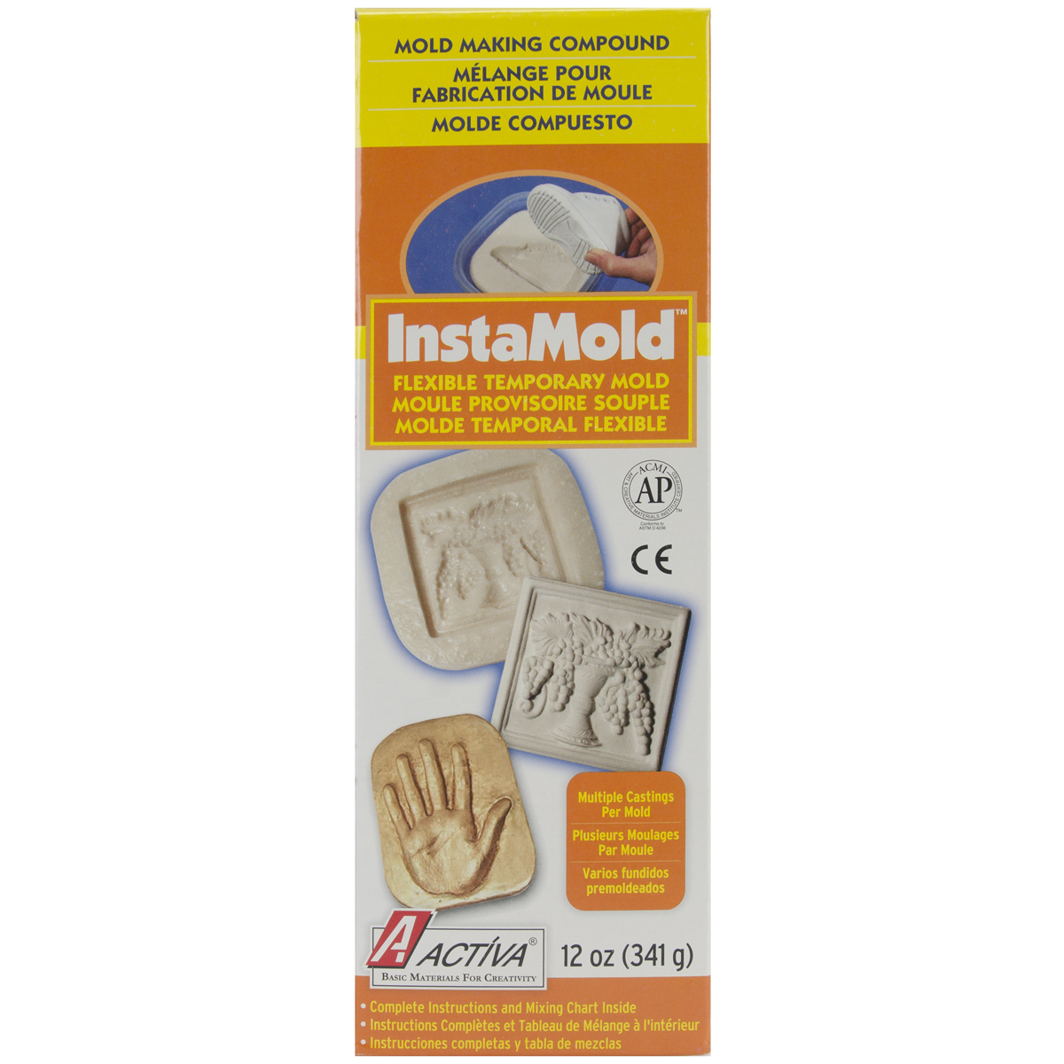 Instamold Compound 12oz