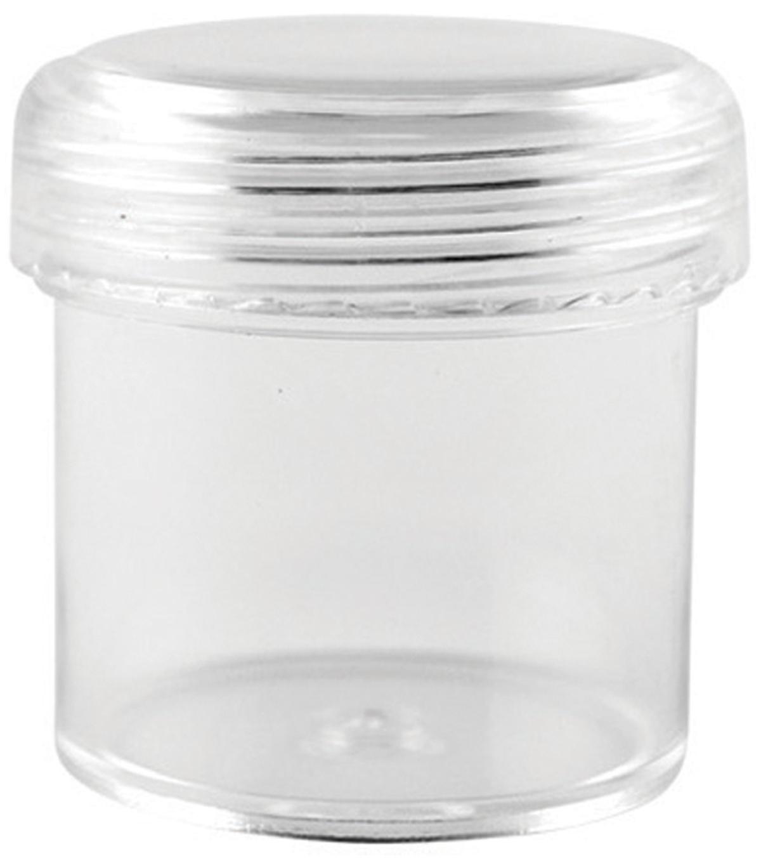 Bead Storage Cups WScrew Top Lids 12ml 4Pkg JOANN