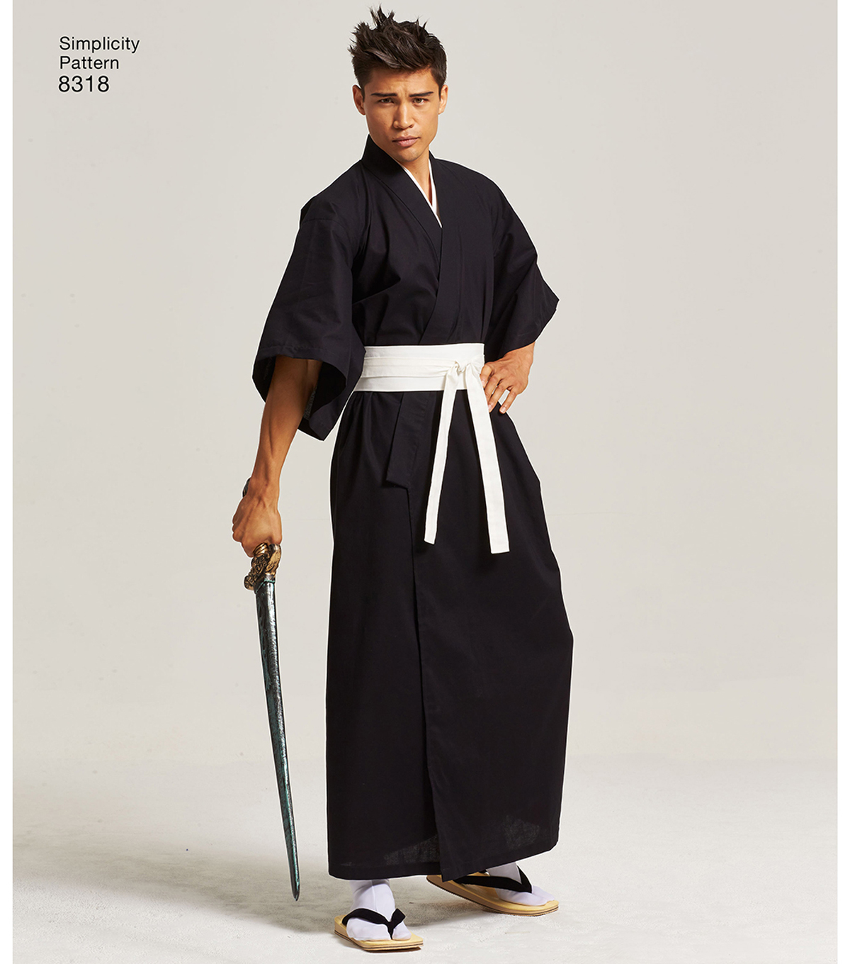 Simplicity Pattern 8318 Misses\u0027, Men\u0027s & Teens\u0027 Costumes-Size A (XS-XL)