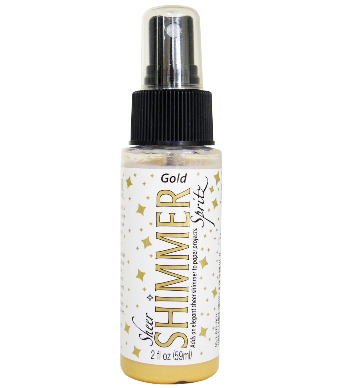 Imagine 2 oz. Crafts Sheer Shimmer Spritz Spray