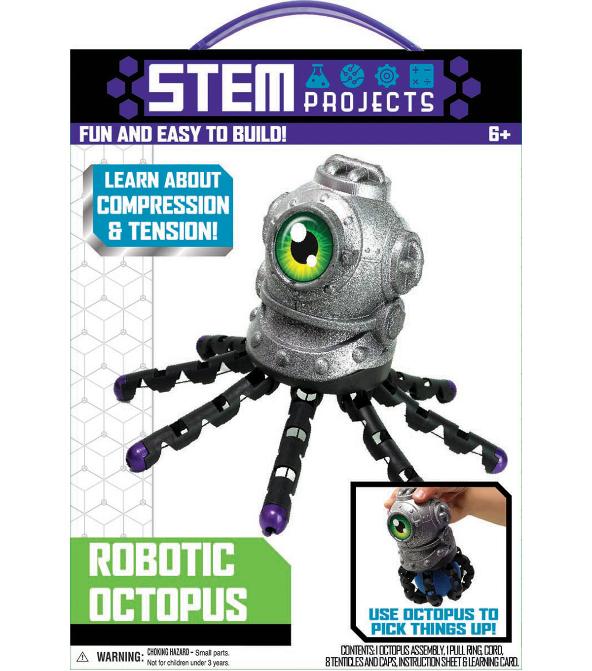 STEM Projects Robotic Octopus