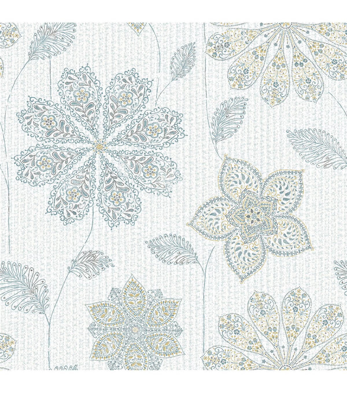 WallPops NuWallpaper Peel & Stick Wallpaper-Gypsy Floral