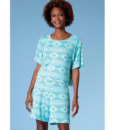 McCall\u0027s Pattern M7515 Misses\u0027 & Miss Apparel-Size 16-18-20-22-24-26