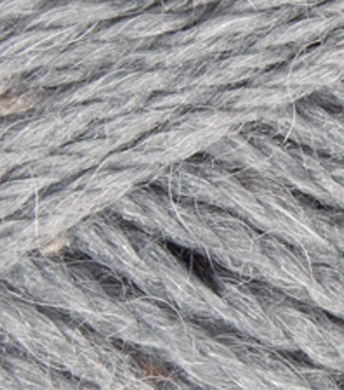Mary Maxim Natural Alpaca Tweed Yarn