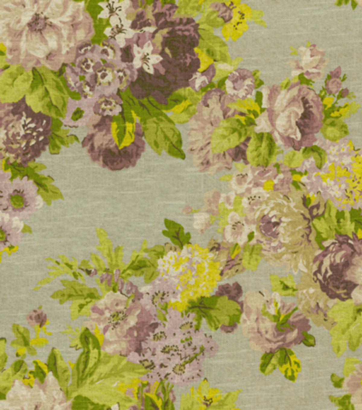Waverly Lightweight Decor Fabric Juliet/Wisteria