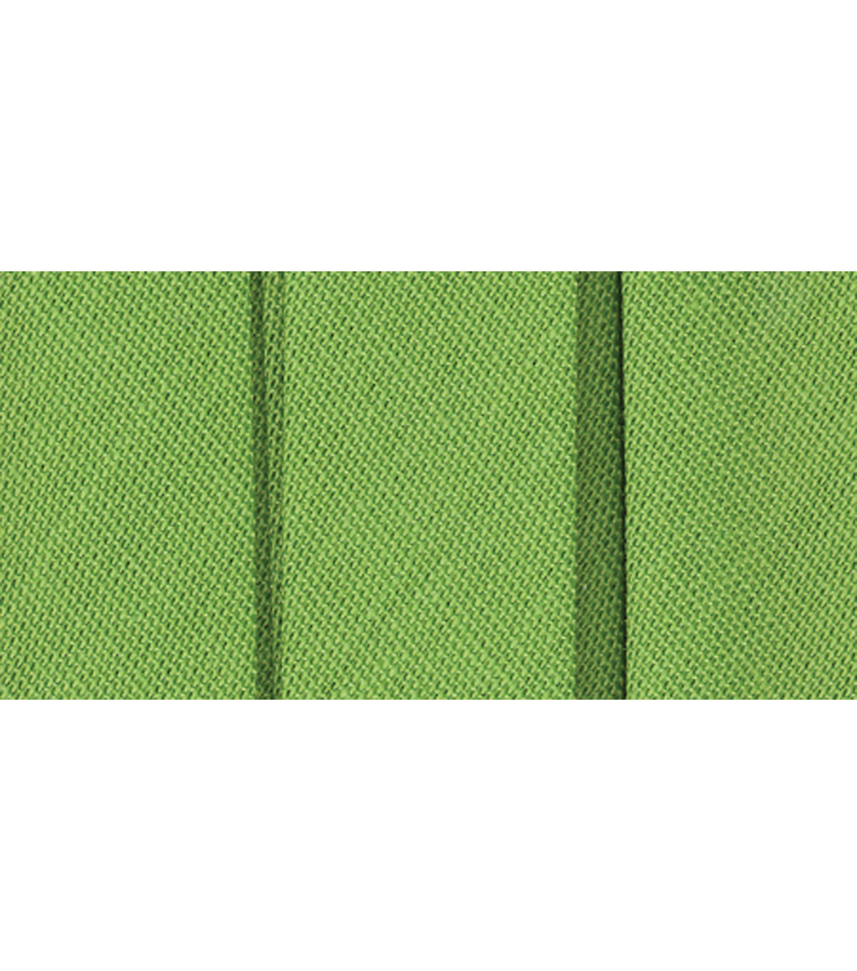 Wrights Extra Wide Double Fold Bias Tape, Green Glow