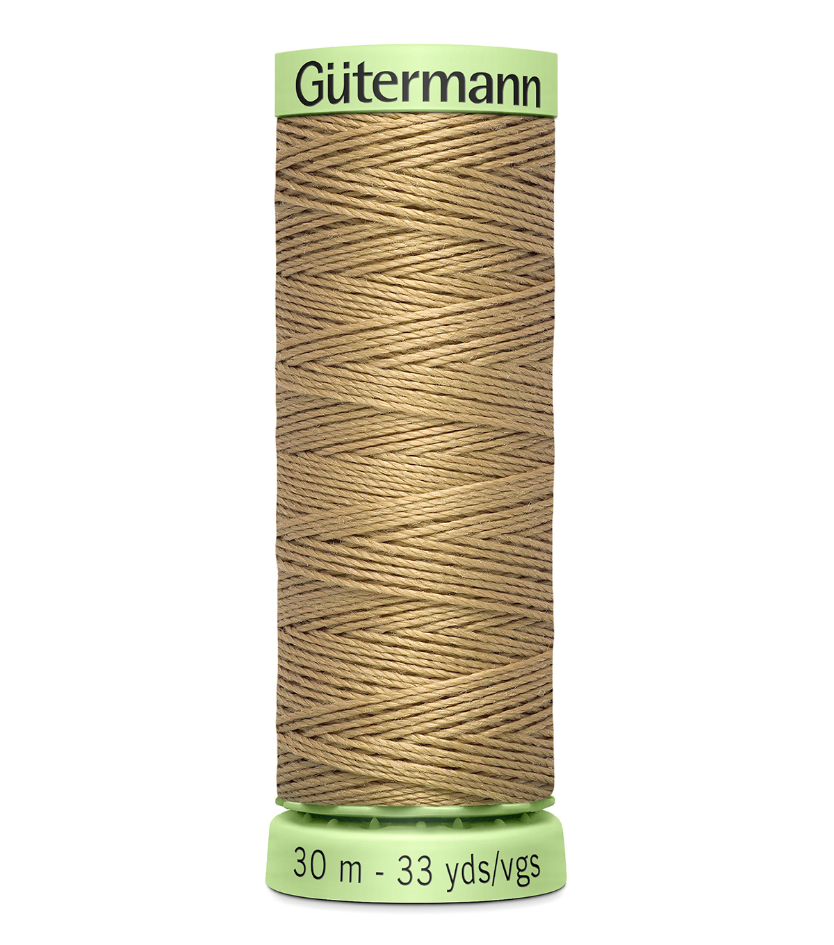 Top Stitch Heavy Duty Thread 33 Yards-, 520 Wheat