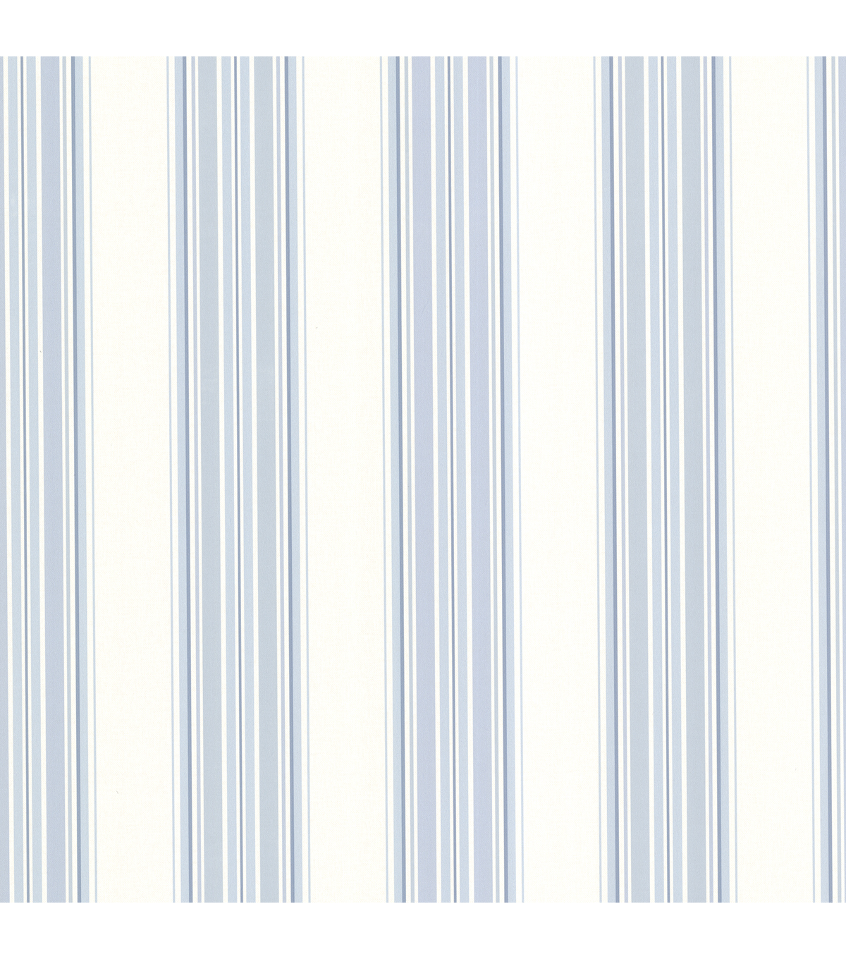 Manor Stripe Blue Stripes Wallpaper
