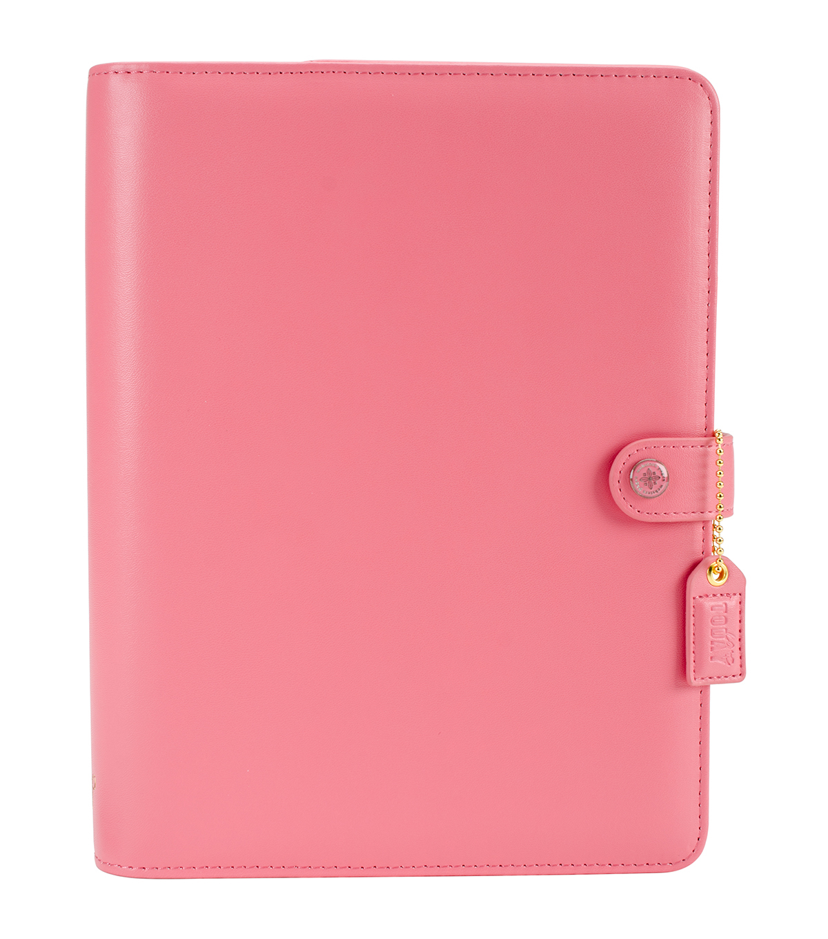 Webster\u0027s Pages Color Crush A5 Faux Leather Planner Kit-Light Pink