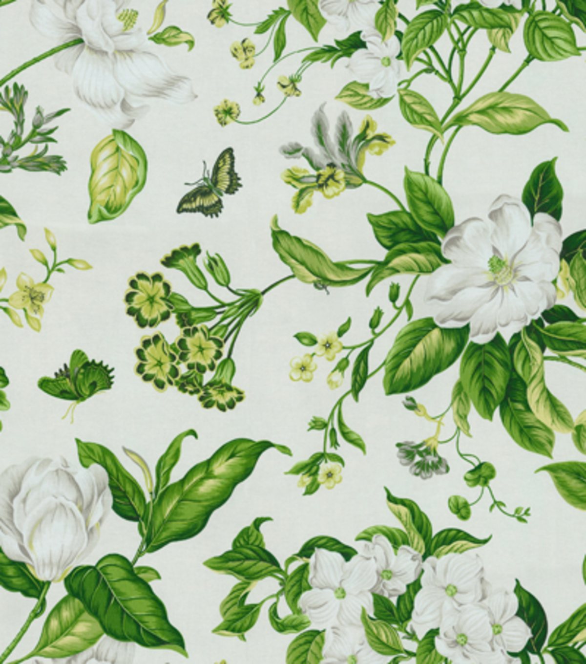 fabric garden. Williamsburg Lightweight Decor Fabric-Garden Images Clover Fabric Garden E