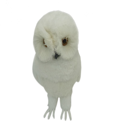 Blooming Holiday 7\u0027\u0027 Owl-White
