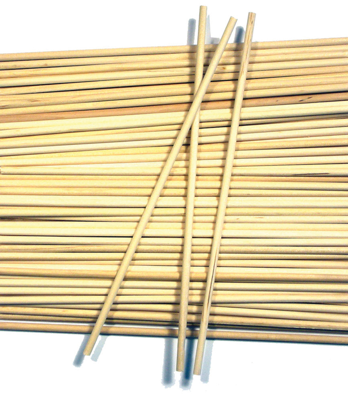 Wood Craft Dowels-6\u0022 30/Pkg