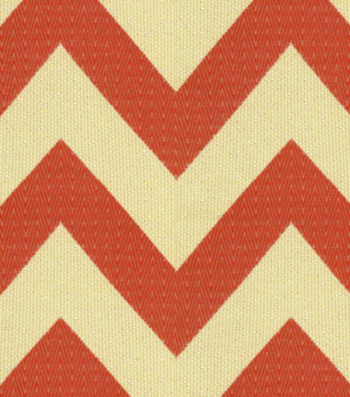 Home Decor 8\u0022x8\u0022 Fabric Swatch-HGTV HOME Chevron Chic Harvest