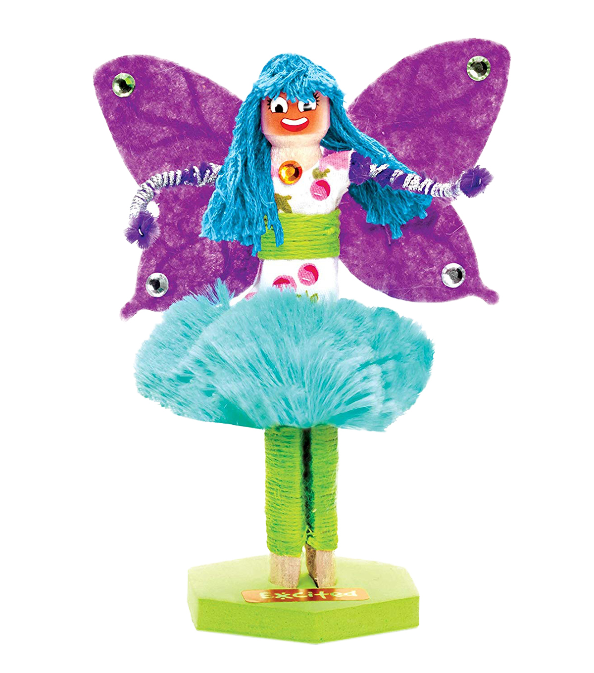 Creativity for Kids My Story Dolls Craft Kit