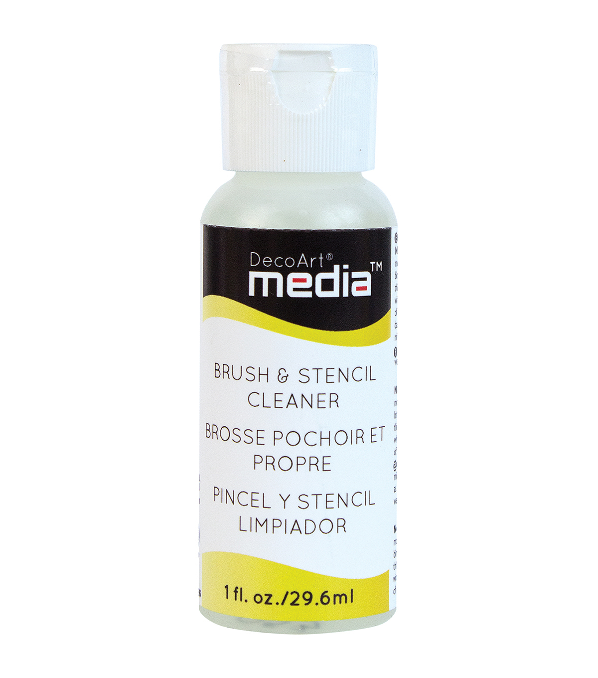 DecoArt Brush & Stencil Cleaner 2oz