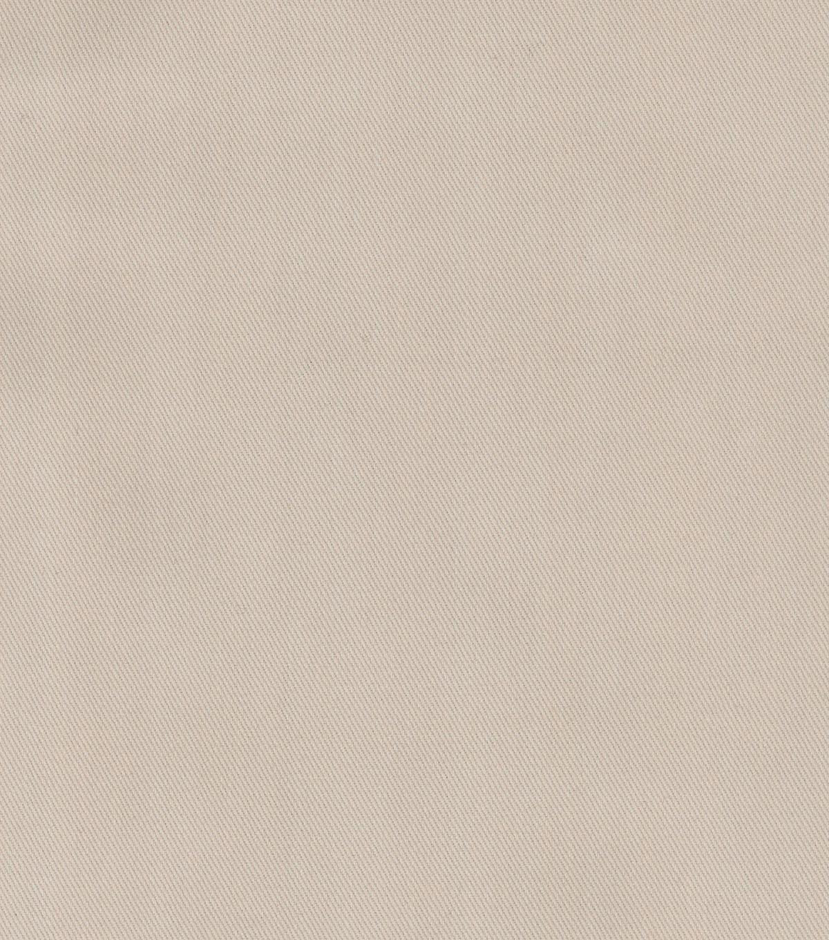 P/K Lifestyles Upholstery Fabric 57\u0022-Bentley Twill Natural