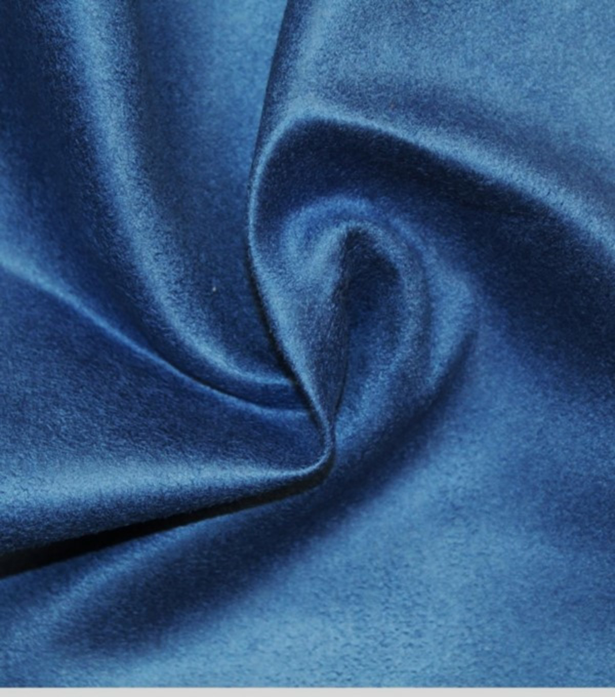 Mardi Gras Plus Brushed Suede Finish 10yd Bolt-Sapphire