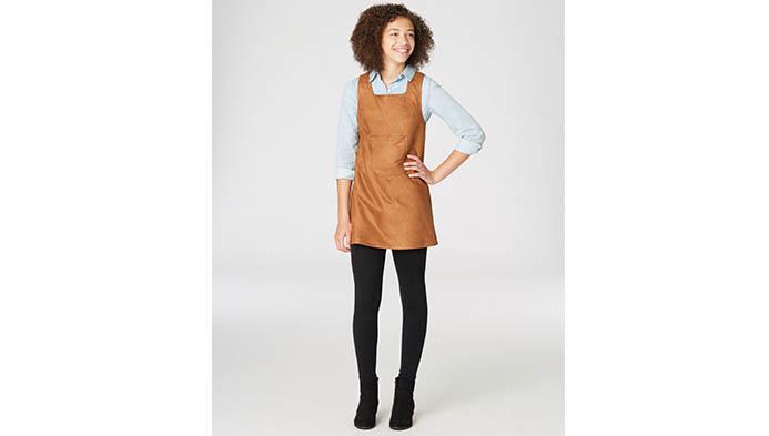 Kids' Dress With Pockets