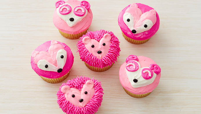 Kids' February Cupcake Of The Month