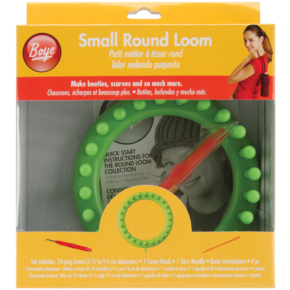 Boye Small Round Loom Joann