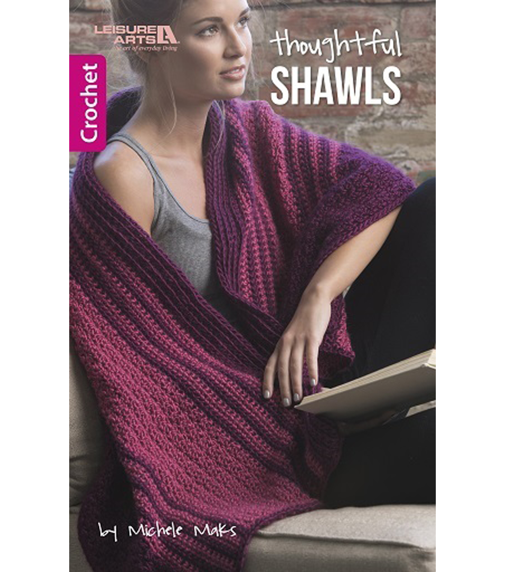 Thoughtful Shawls Crochet Book