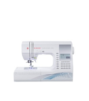 Singer 9960 Quantum Stylist Computerized Sewing Machine