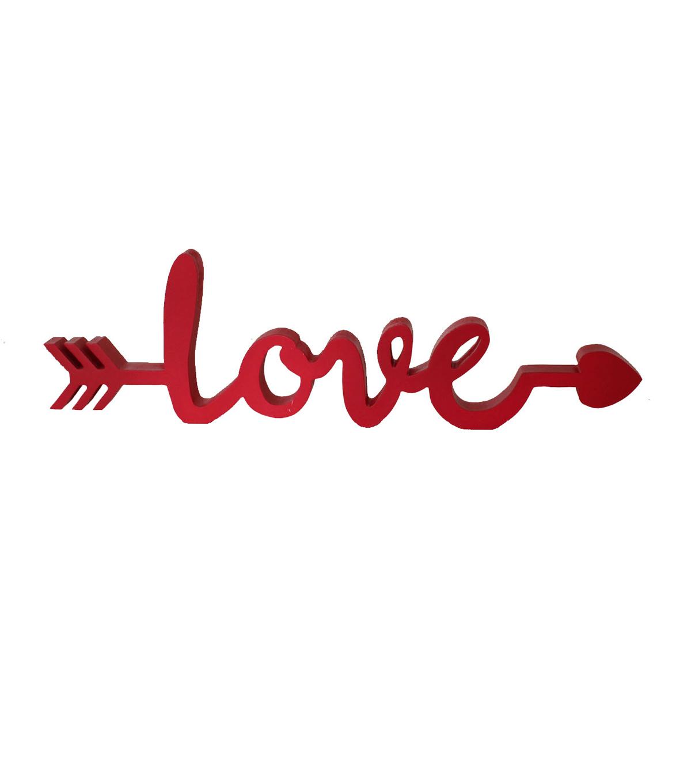 Valentine S Day Wood Love Arrow Joann