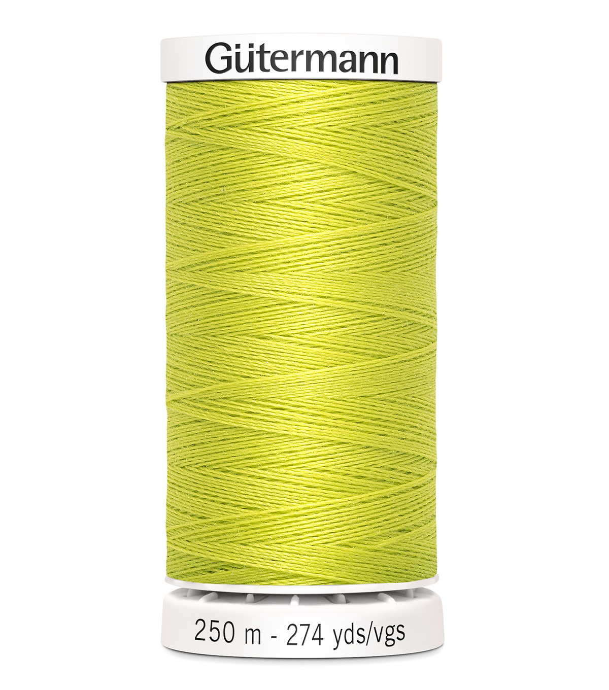 Gutermann Sew-All Thread 273Yds-(600 & 700 series) Cool Tones , Lime #712