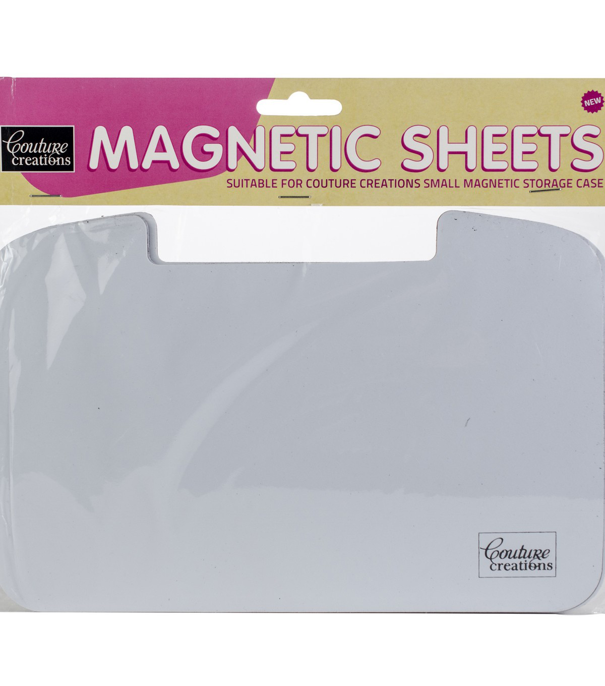 Couture Creations 3 pk 9.4\u0027\u0027x6.2\u0027\u0027 Magnetic Storage Refill Sheets