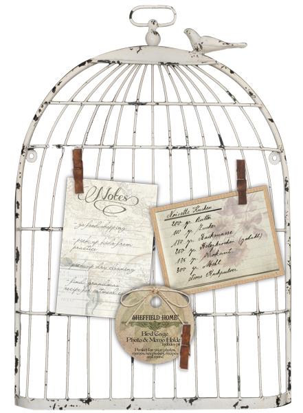Bird Cage Memo JOANN New Birdcage Memo Board