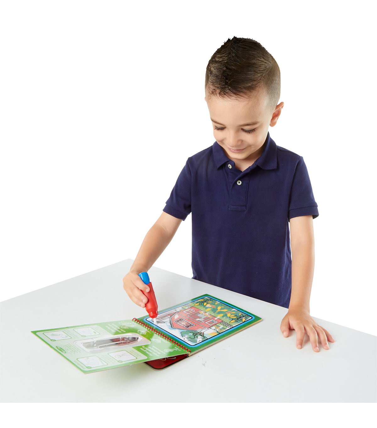 Melissa & Doug ON the GO Water Wow! On the Farm Water-Reveal Pad