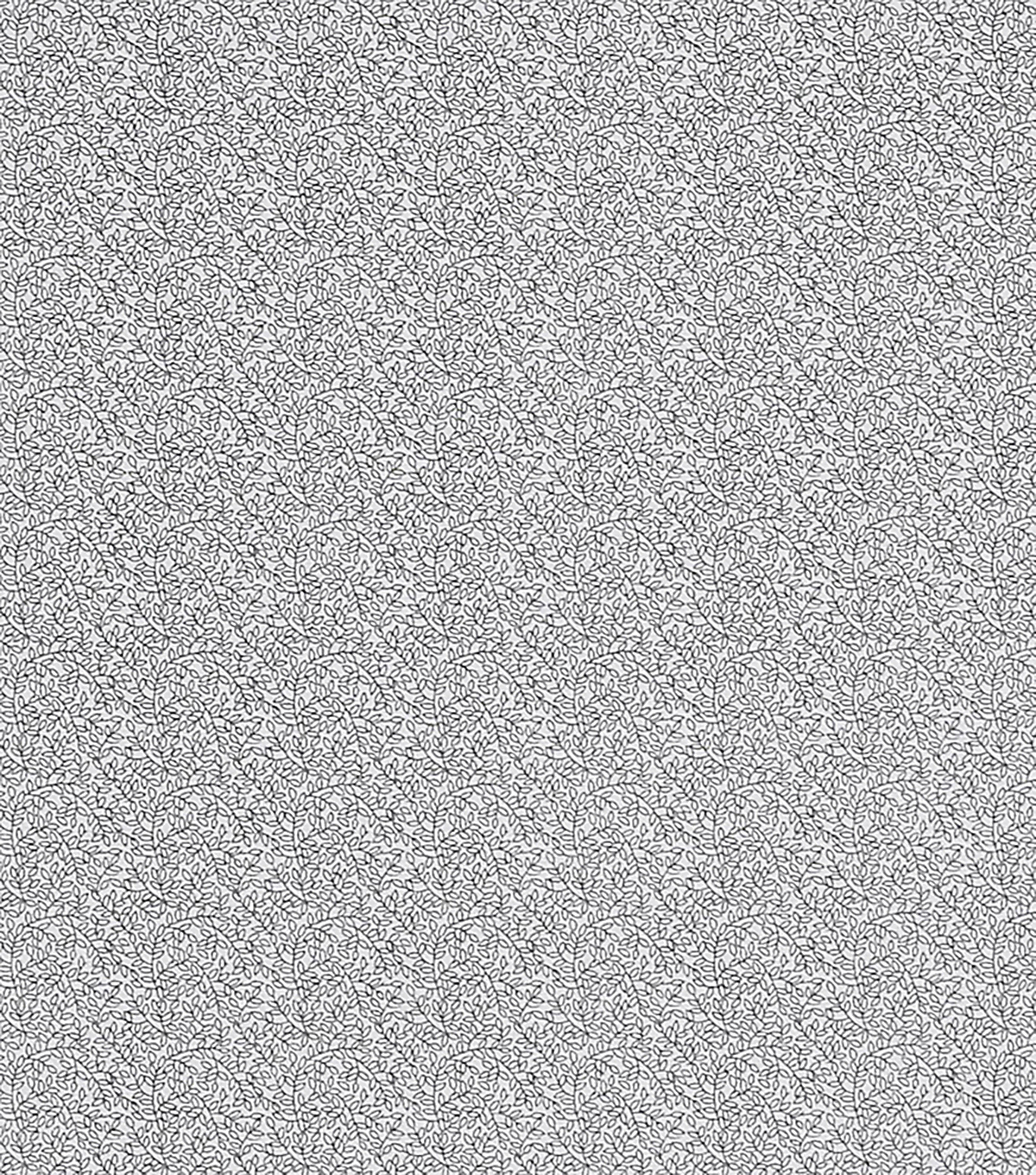 Keepsake Calico Cotton Fabric 43\u0027\u0027-Gray Tiny Vines