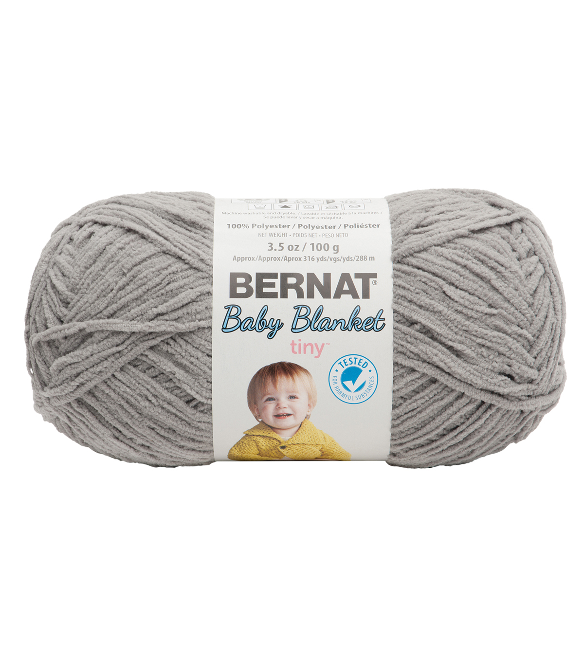 Bernat Baby Blanket Tiny Yarn