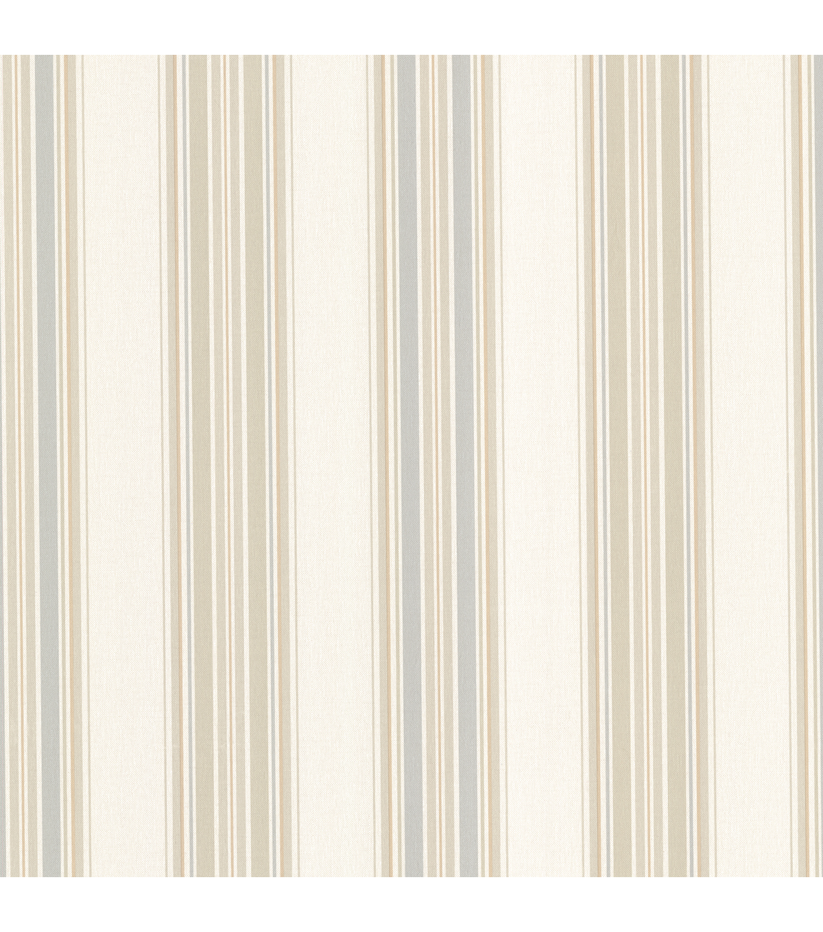 Manor Stripe Taupe Stripe Wallpaper Sample