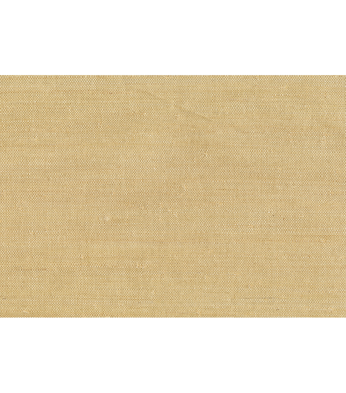 Kimiko Cream Grasscloth Wallpaper Sample