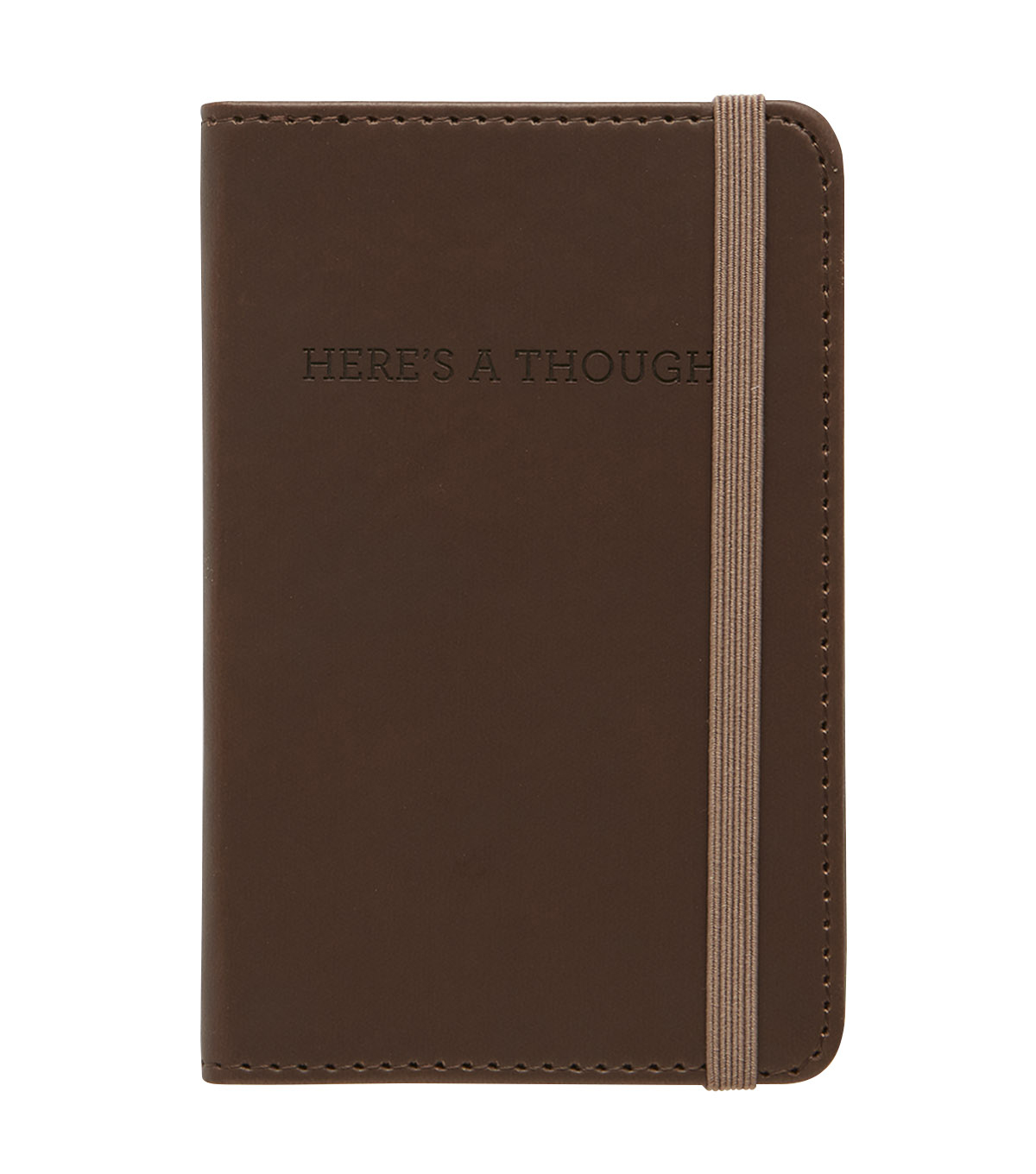 Park Lane Small Journal-Brown Thought