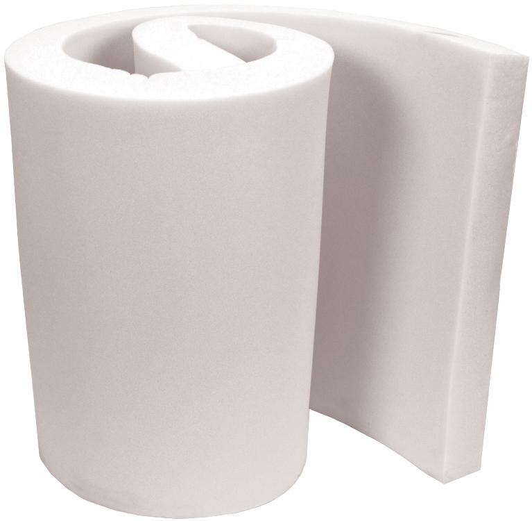 Air Lite Extra High Density Polyurethane Foam 2 U0022x18 U0022x82 U0022