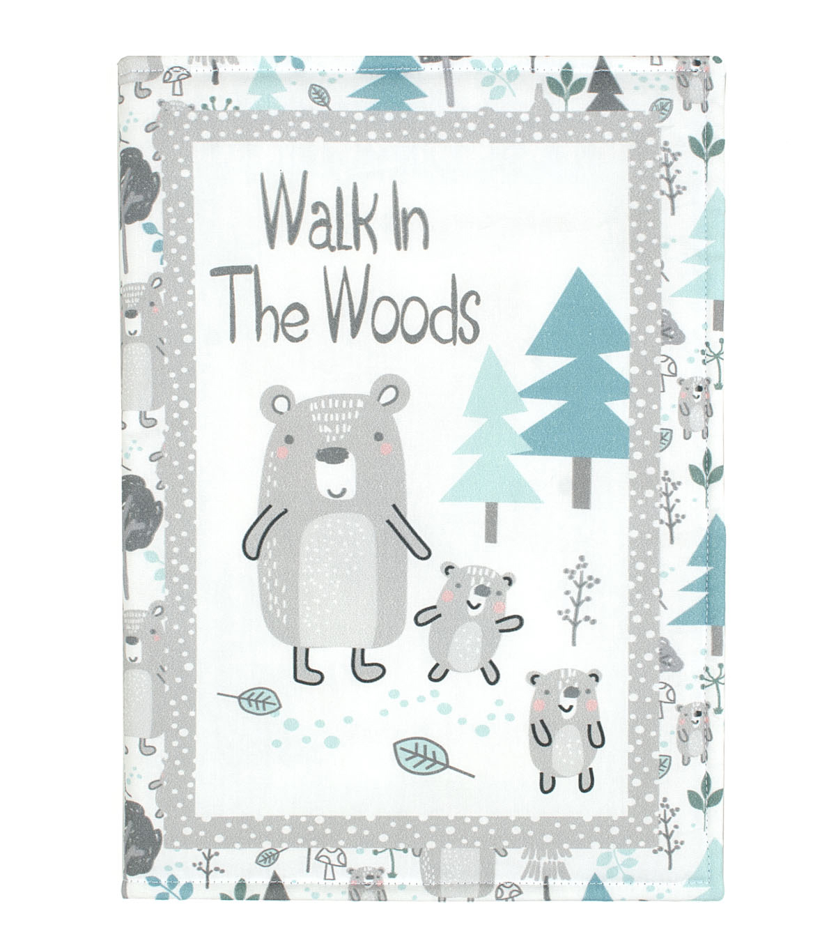 Soft Book Kit-Walk in the Woods